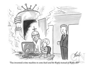 Tom Toro Cartoon