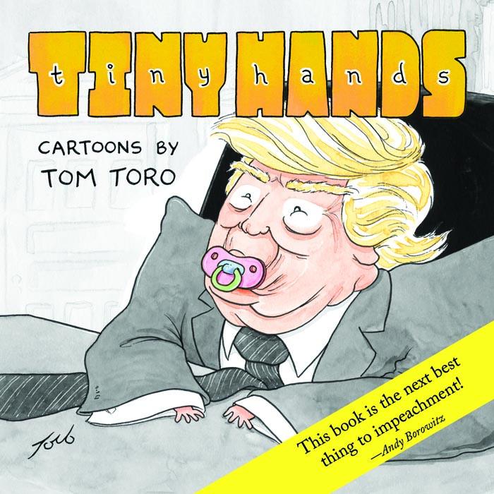 tom toro writer and new yorker cartoonist